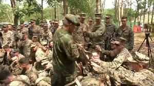 News video: Snake blood is on the menu for U.S., Thai troops