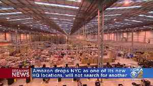 Amazon Cancels Plans For New York HQ2 Location [Video]
