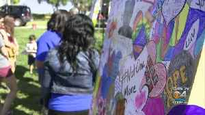 Day of Service, Love Honors Parkland Victims [Video]