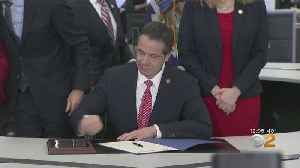 Gov. Cuomo Signs Child Victims Act Into Law [Video]