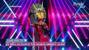 The Masked Singer' Reveals Its Alien Celebrity Contestant [Video]
