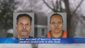 Man Pleads Guilty To Abusing Twin Daughters With Mental Disabilities [Video]
