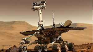 News video: NASA's Mars Opportunity over as the rover dies after 15 years