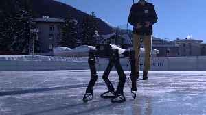 This 3D printed robot taught itself to ice skate [Video]
