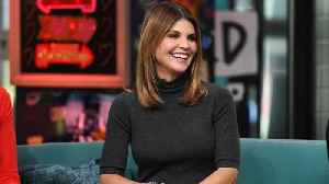 Lori Loughlin Joins The Table [Video]