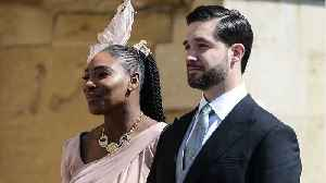 Alexis Ohanian Talks Relationship Success With Serena Williams [Video]