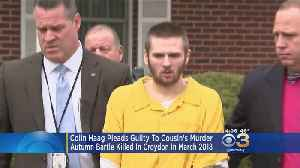 Colin Haag Pleads Guilty To 14-Year-Old Cousin's Murder [Video]