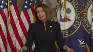 US House Speaker Nancy Pelosi On Parkland Shooting [Video]