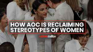 Tina Brown spotlights AOC as proof: Power is not a masculine trait [Video]