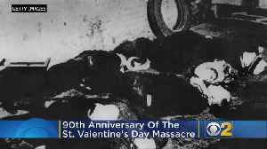 Today Marks The 90th Anniversary Of Chicago's St. Valentine's Day Massacre [Video]