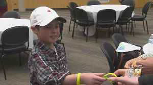 Frisco Boy Gets To Meet Strangers Who Changed His Life [Video]