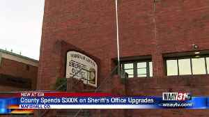 Marshall County spends $300,000 on Sheriff's Office upgrades [Video]