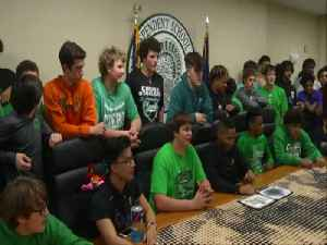 Cuero State Champion Signs With West Point [Video]
