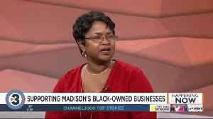 Madison's Black Chamber of Commerce highlights local black-owned businesses [Video]