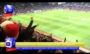 Arsenal [Terrace Cam] - Fans celebrate as Wishere and Giroud Bang In The Goals [Video]