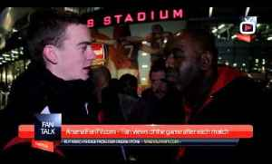 Arsenal 2 Tottenham Hotspurs 0 - This Win Will Give Us Confidence - ArsenalFanTV.com [Video]