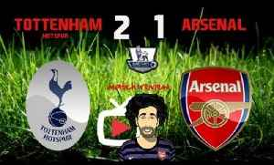 Hugh Wizzy Match Review  ft. @JonnyGould - Tottenham 2 - 1 Arsenal - ArsenalFanTV.com [Video]