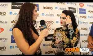 JESSIE J AT THE MOBOS [Video]