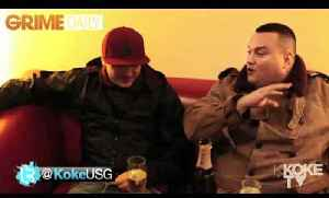 K KOKE EXCLUSIVE INTERVIEW WITH CHARLIE SLOTH [Video]
