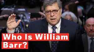 Who Is The New US Attorney General William Barr? [Video]