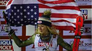 Mikaela Shiffrin Upset At World Champs [Video]