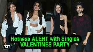 Hotness ALERT with Singles at VALENTINES Party | Punit Malhotra [Video]