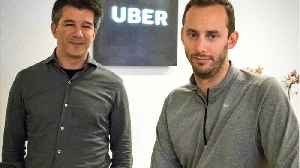 Former Uber CEO Eyes New Venture [Video]