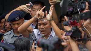 Human Rights Watch Denounces Myanmar's Incarceration Of Reuters Journalists [Video]