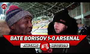 Bate Borisov 1-0 Arsenal | We Lost To A Team That Looks Like A WIFI Password! (DT Rant) [Video]
