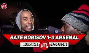 Bate Borisov 1-0 Arsenal | There Is No Fight In The Team, We Need Leaders! [Video]