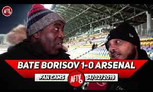 Bate Borisov 1-0 Arsenal | Guendouzi Was Absolutely Shocking! (Troopz) [Video]
