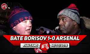 Bate Borisov 1-0 Arsenal | The Ozil Situation Is Affecting Us! [Video]