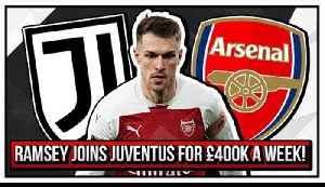 Ramsey Joins Juventus For £400k A Week! | How Arsenal Messed Up Yet Again [Video]