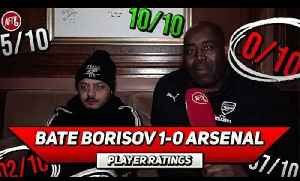 Bate Borisov 1-0 Arsenal | That Was Worse Than Bayern Munich, Embarrassing! Player Ratings Ft Troopz [Video]