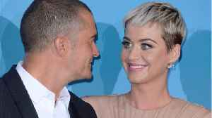 Orlando Bloom And Katy Perry Announce Their Engagement [Video]
