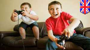 Violent video games don't fuel teen aggression, study finds [Video]