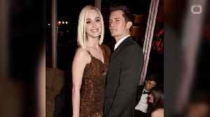 Katy Perry & Orlando Bloom Engaged! [Video]