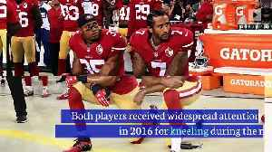 Colin Kaepernick and Eric Reid Reach Settlement With NFL [Video]