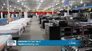 MHL- Appliance Factory and Mattress Kingdom [Video]