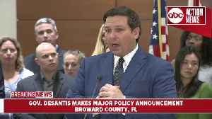 Governor Ron DeSantis wants grand jury to look into school safety, security [Video]