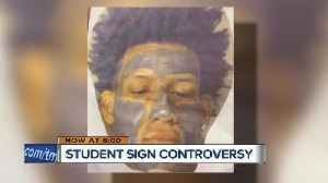 Port Washington HS investigating 'inappropriate signs' targeting Nicolet standout Jalen Johnson [Video]