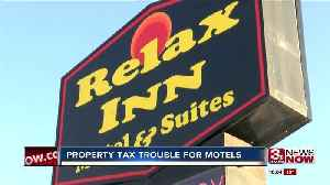 Increase in property tax frustrates motel owners [Video]