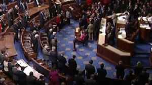 U.S. House of Representatives Hold Moment of Silence for Parkland Victims [Video]