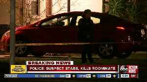 Police: Man stabs, kills roommate during argument [Video]