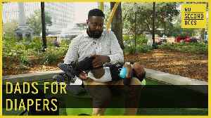 Dads for Diapers // 60 Second Docs [Video]