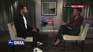 News video: Jussie Smollett: 'I'm Pissed Off' At People Who Don't Believe I Was Attacked