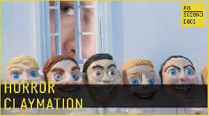 Horror Claymation // 60 Second Docs [Video]