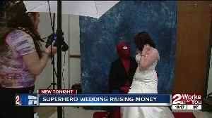 Spider-Man and Mary Jane hold wedding in Tulsa [Video]