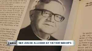 He was abused at Father Baker's orphanage-- but the Buffalo Diocese won't pay. [Video]