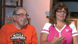 San Francisco Couple Travels To All 81 Giants Road Games [Video]